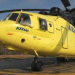 """Группа """"ЮТэйр"""" сократила объем вертолетных работ почти на 3%"""