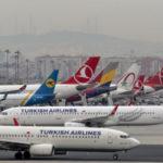 Украина вышла на первое место по темпам роста количества рейсов