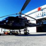 """В Россию поставлены первые вертолеты H125 со """"стеклянной кабиной"""" от Garmin"""
